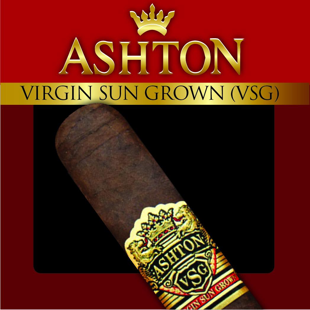 Ashton Cigars | Virgin Sun Grown
