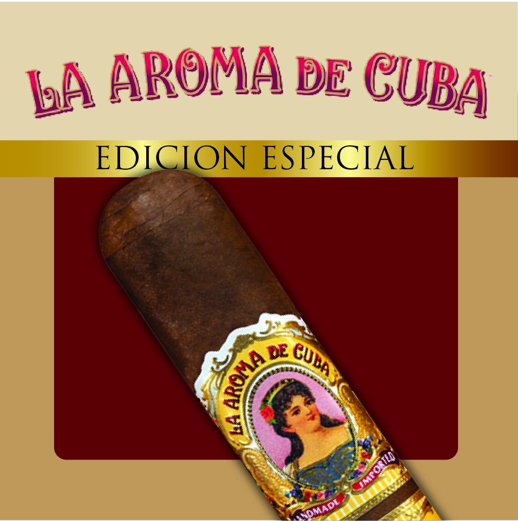 La Aroma de Cuba | Edicion Especial