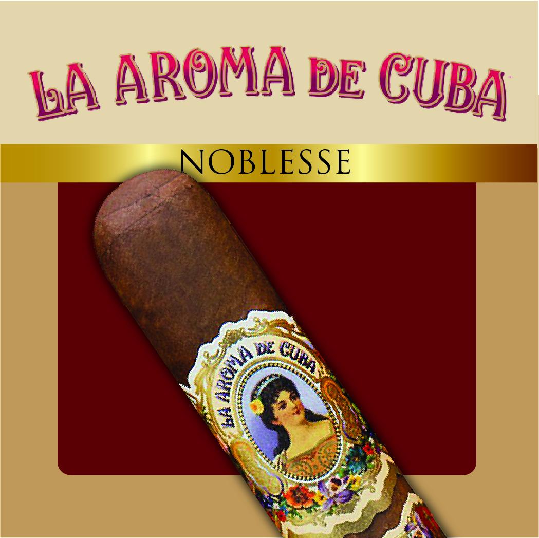 La Aroma de Cuba | Noblesse
