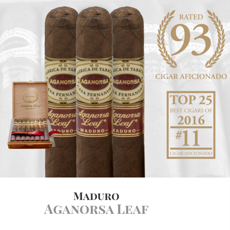 Aganorsa Leaf Maduro