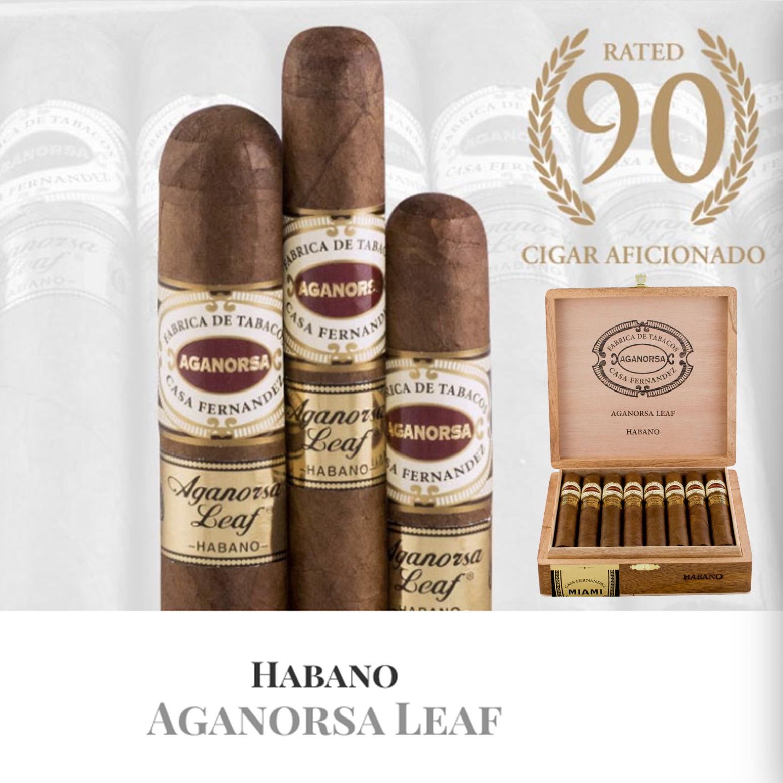 Aganorsa Leaf Habano