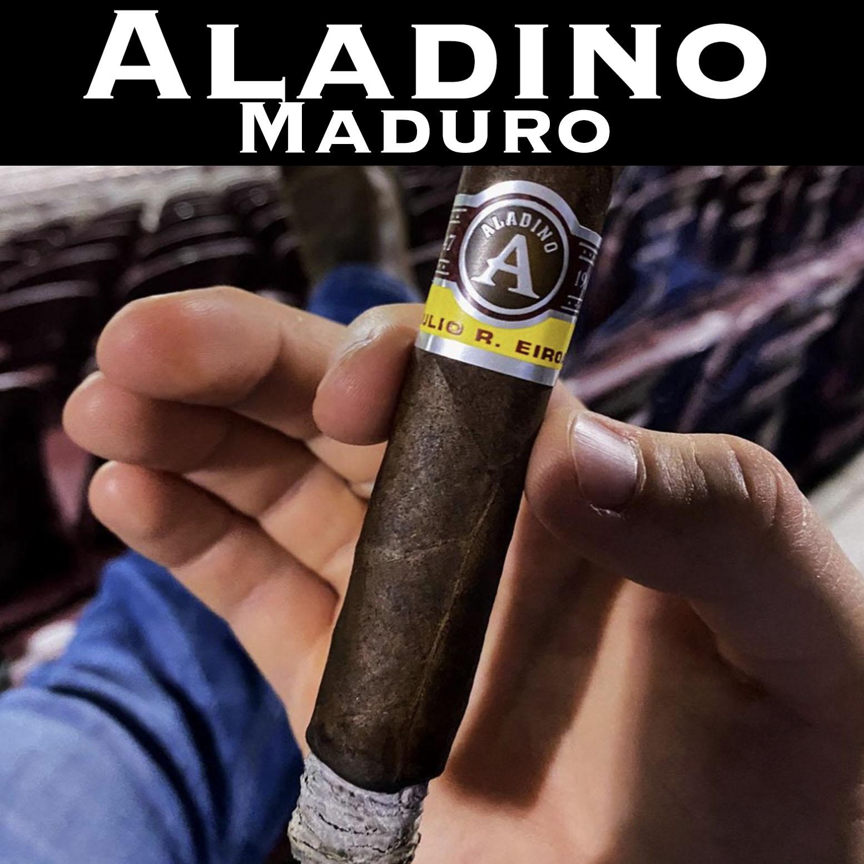 JRE Aladino Maduro