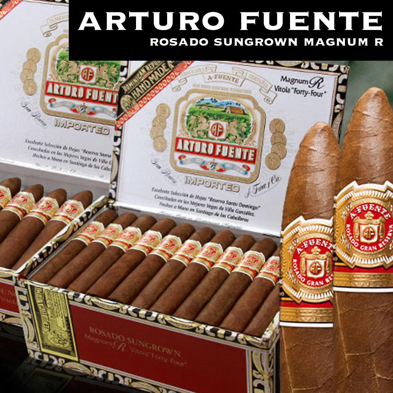 Arturo Fuente Rosado Sungrown Magnum R