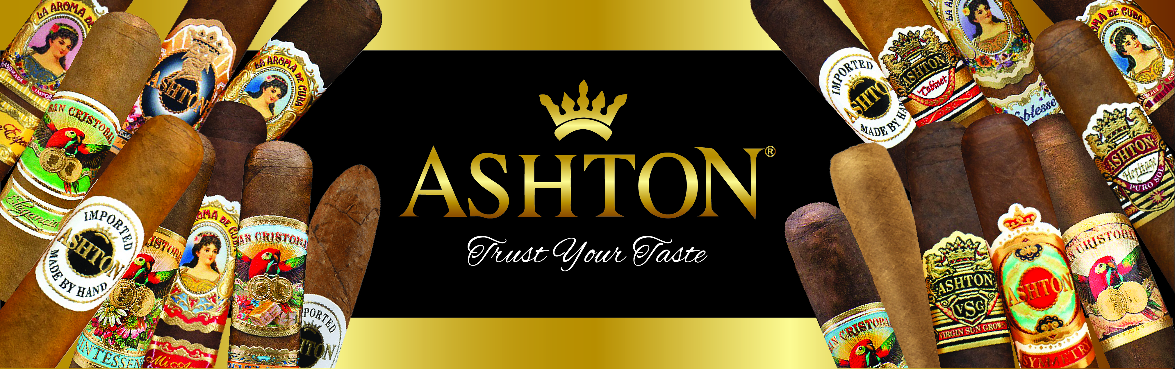 Ashton Cigars | All you need to know