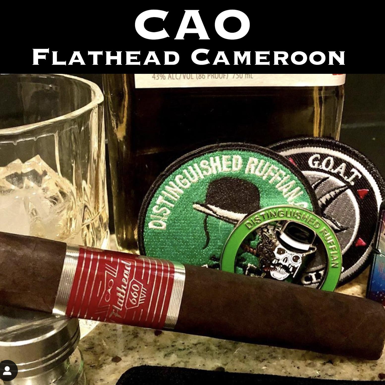 CAO Flathead Cameroon