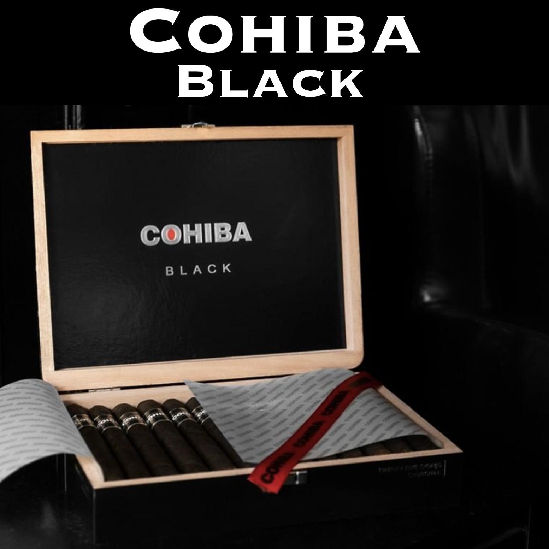 Cohiba Black