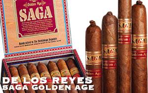 De Los Reyes Saga Golden Age