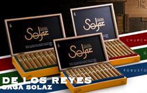 De Los Reyes Saga Solaz