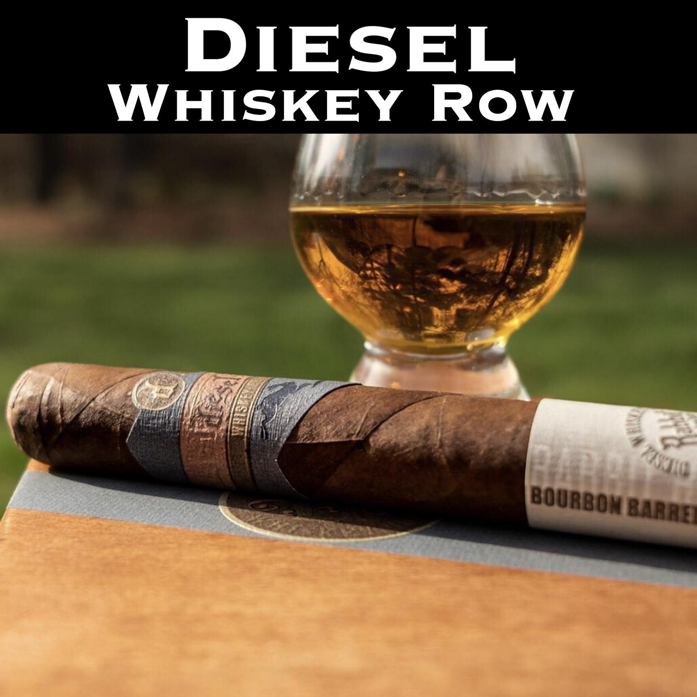 Diesel Whiskey Row