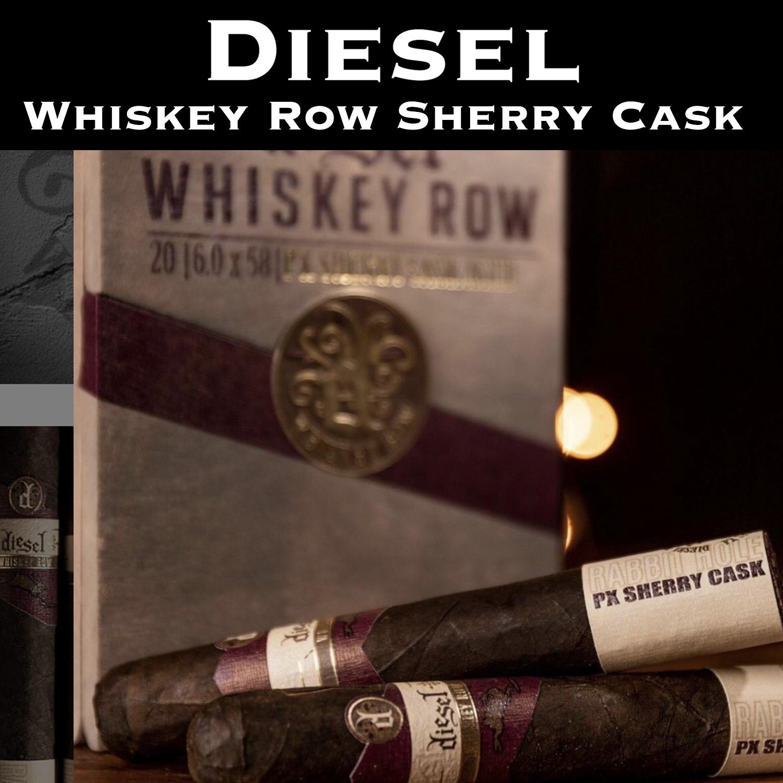 Diesel Whiskey Row Sherry Cask
