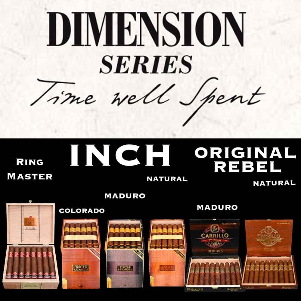 E.P. Carrillo   Dimension Series