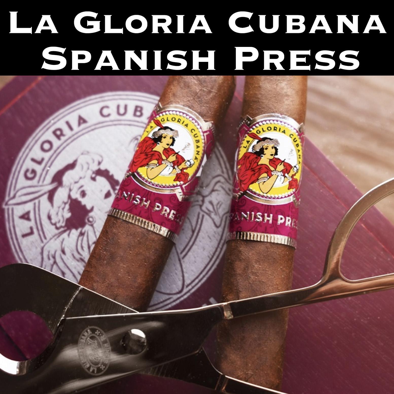 La Gloria Cubana Spanish Press