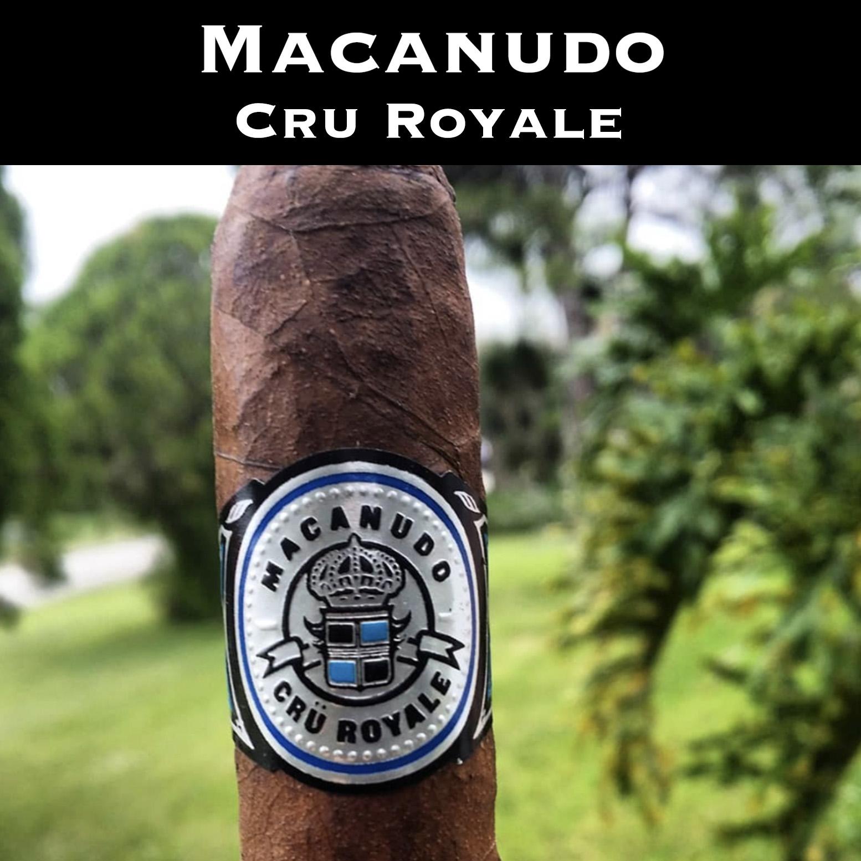 Macanudo Cru Royal