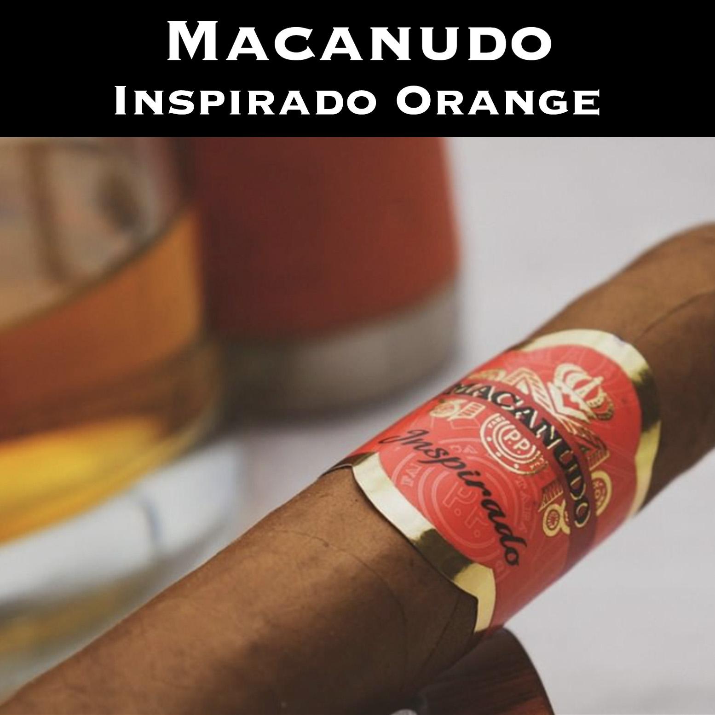 Macanudo Inspirado Orange