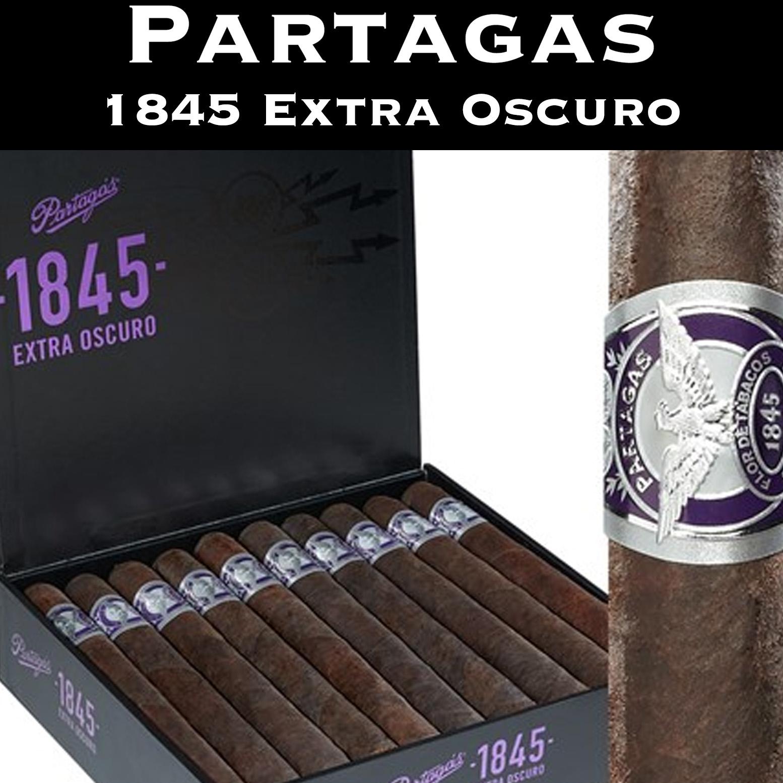 Partagas 1845 Extra Oscuro