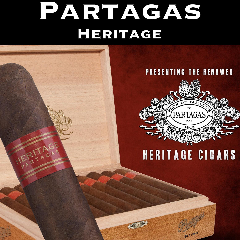 Partagas Heritage