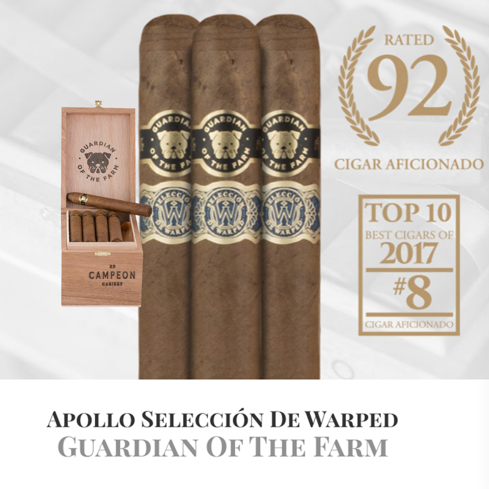 Guardian of the Farm Apollo Selleccion Warped