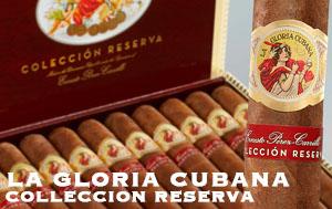 La Gloria Cubana Serie Coleccion Reserva