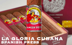 La Gloria Cubana Spanish Press