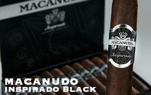 Macanudo Inspirado Black