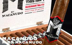 Macanudo M by Macanudo