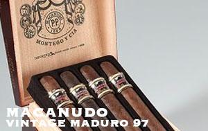 Macanudo Vintage Maduro 97