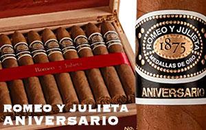 Romeo y Julieta Anniversary