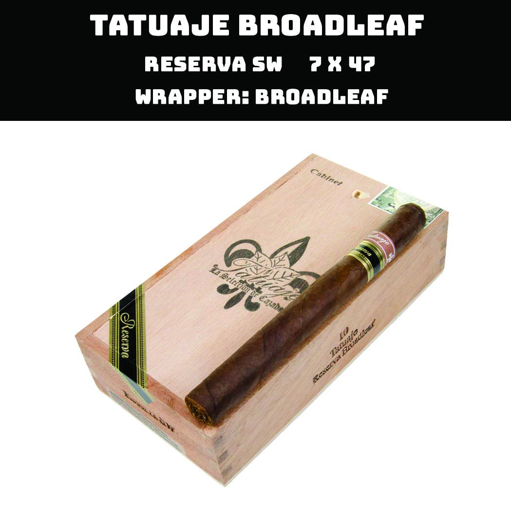 Tatuaje Broadleaf | Reserva SW