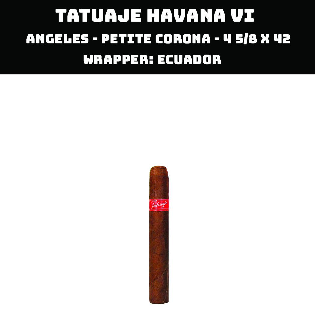 Tatuaje Havana VI | Angeles