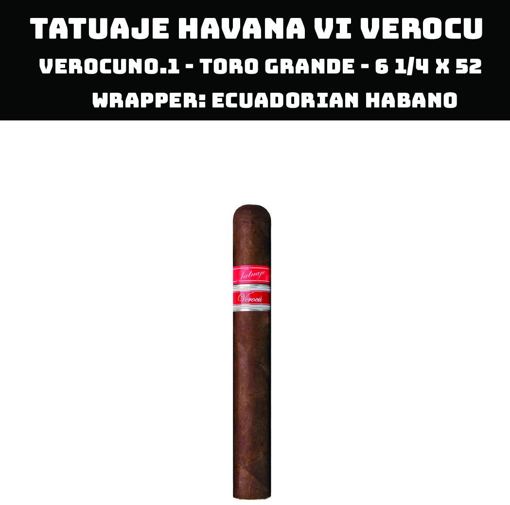 Tatuaje Havana VI Verocu | No 1