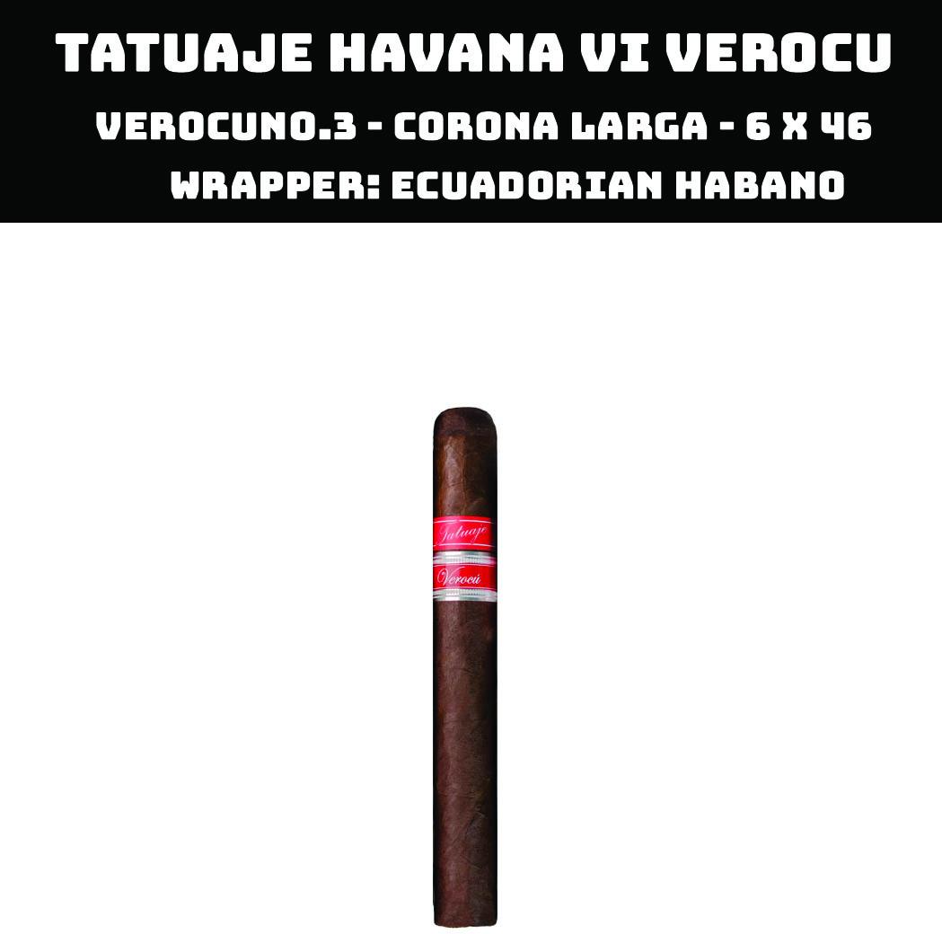 Tatuaje Havana VI Verocu  | No 3