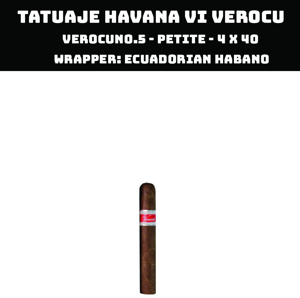 Tatuaje Havana VI Verocu | No 5