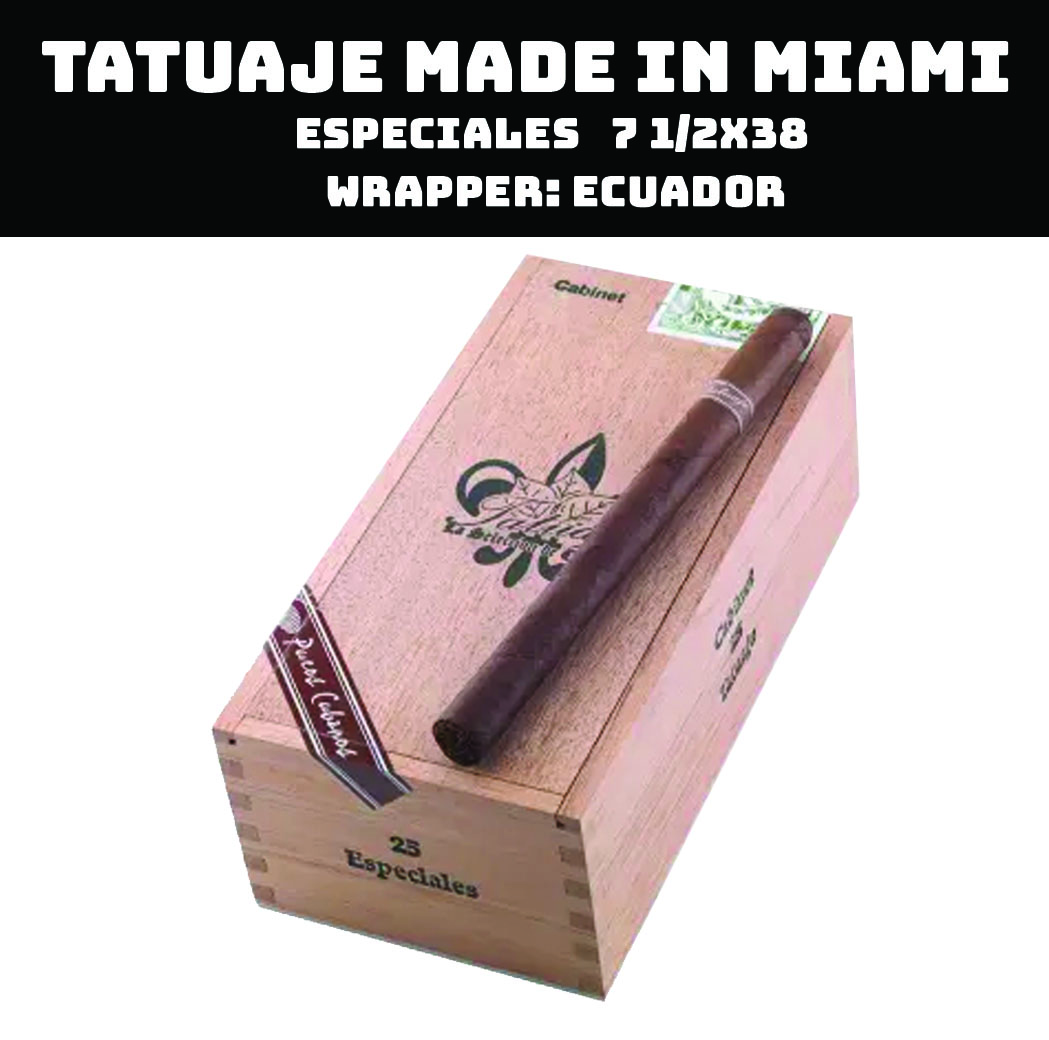 Tatuaje Miami | Especiales