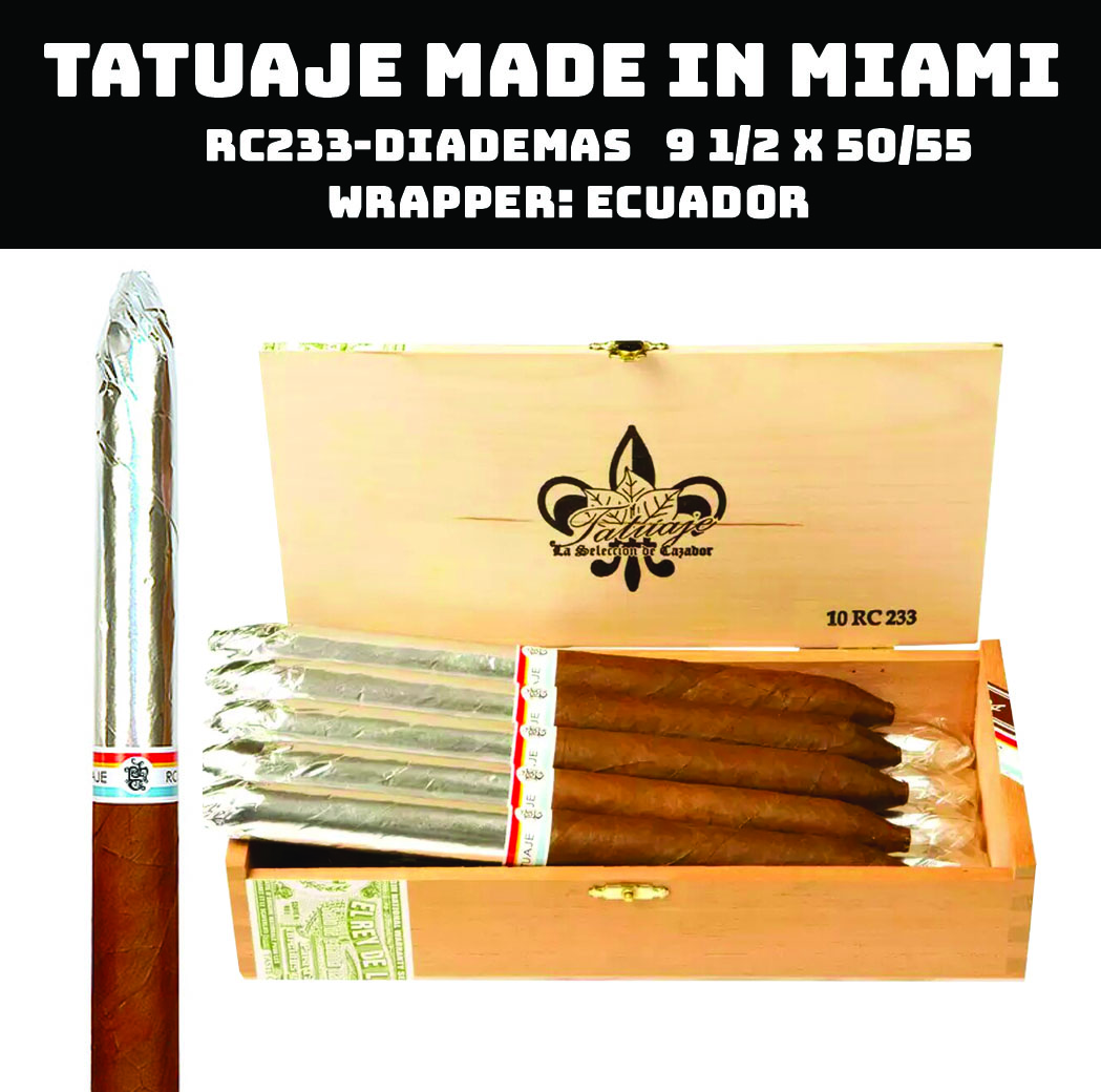 Tatuaje Miami | RC233 Diademas