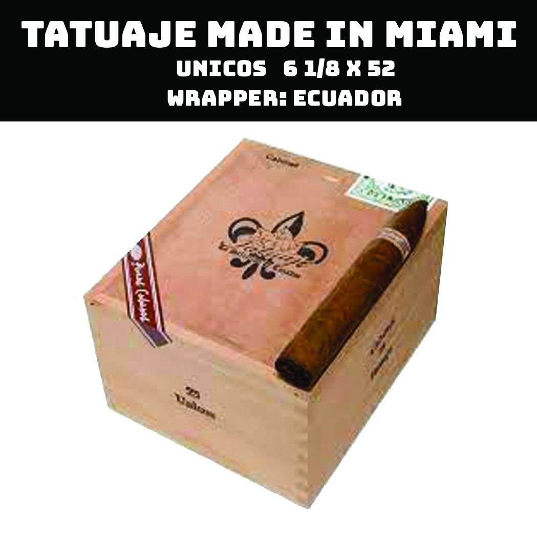 Tatuaje Miami | Unicos