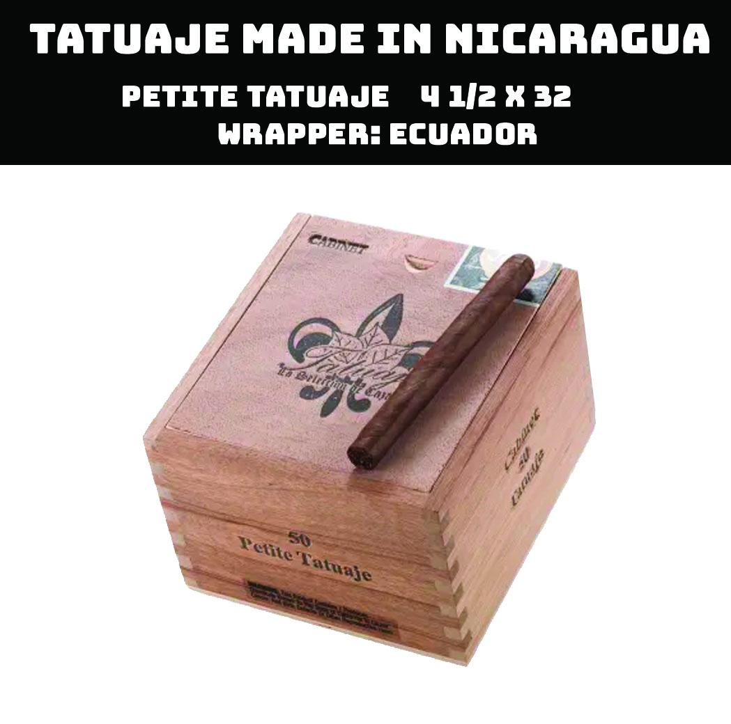 Tatuaje Nicaragua | Petite Tatuaje