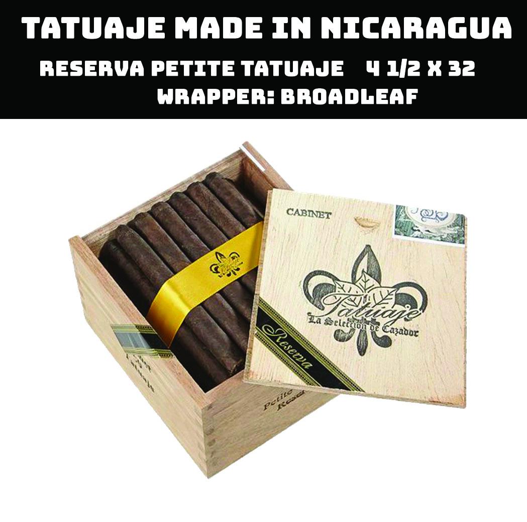 Tatuaje Nicaragua | Petite Tatuaje Reserva