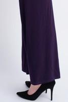 D-03 - Trouser Basic-D.Purple - 059