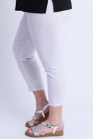 F-01 - Legging Basic -White - 002