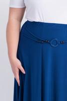 G-11 - Skirt Buckle-D. Cobalt - 060