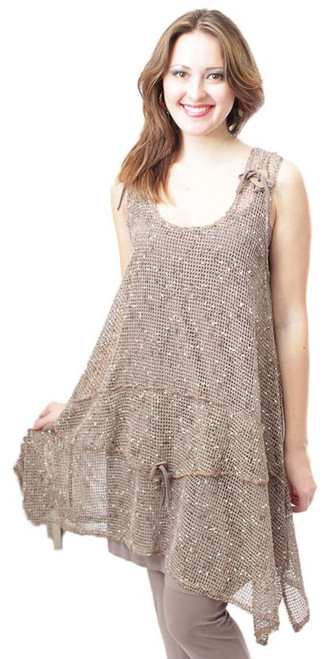 C-326 Net Taupe - 061