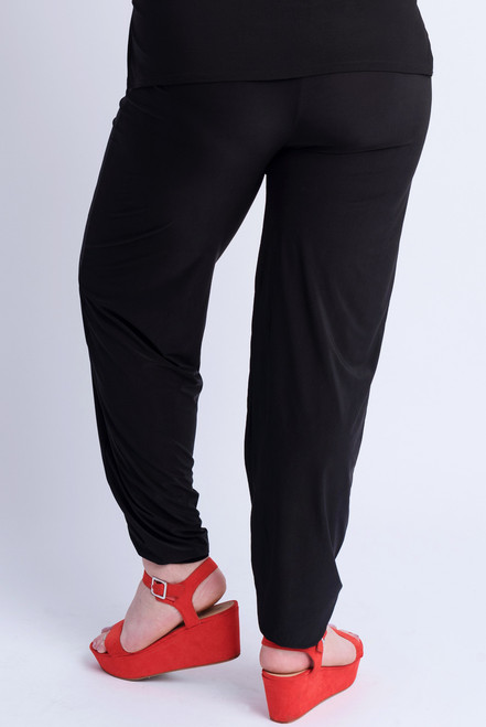 D-54 - Trouser Juncea -Black - 001