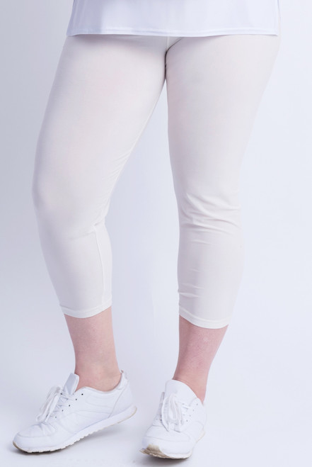 F-01 - Legging Basic - Cream - 018