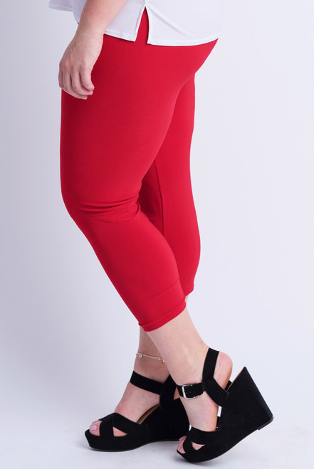 F-01 - Legging Basic -B.Red - 015