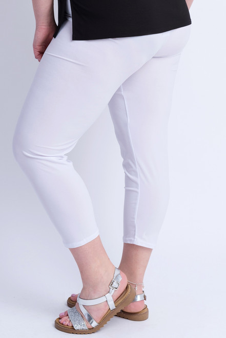 F-01 - Legging Basic -White - 002