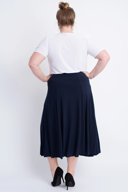 G-11 - Skirt Buckle-Marine Blue - 017