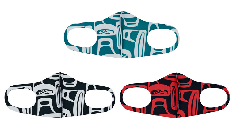 Microfiber Masks - Corrine Hunt 3-Pack