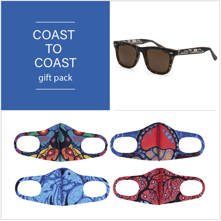 Coast to Coast Gift Set