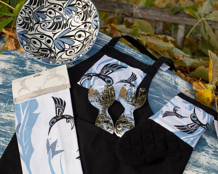 Brilliant Blue Gift Set