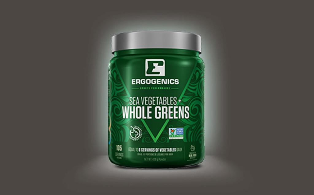 Organic Whole Greens